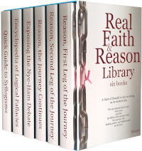 Real Faith & Reason Library Logo