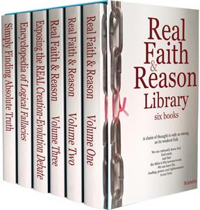 Real Faith & Reason Library Logo